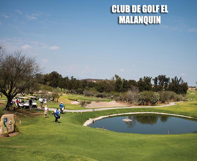 CLUB DE GOLF EL MALANQUIN